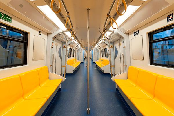 Metro solo | Koop kunstfotografie print online | A-Galleria