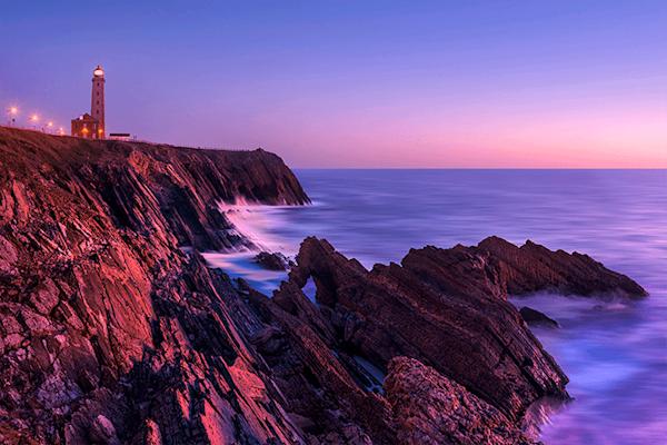 Ocean blue skies   Koop kunstfotografie print online   A-Galleria