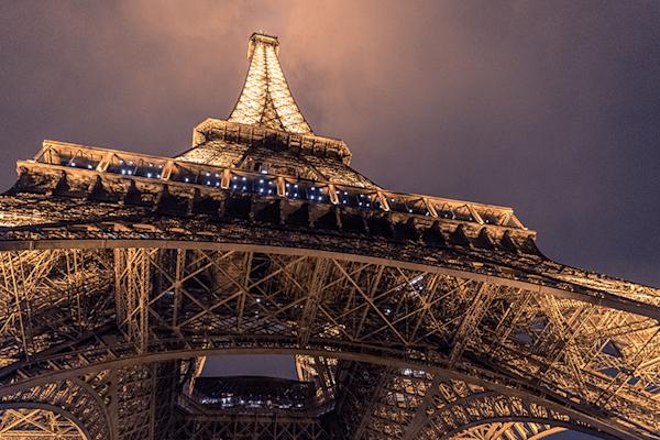 Paris on top   Koop kunstfotografie print online   A-Galleria