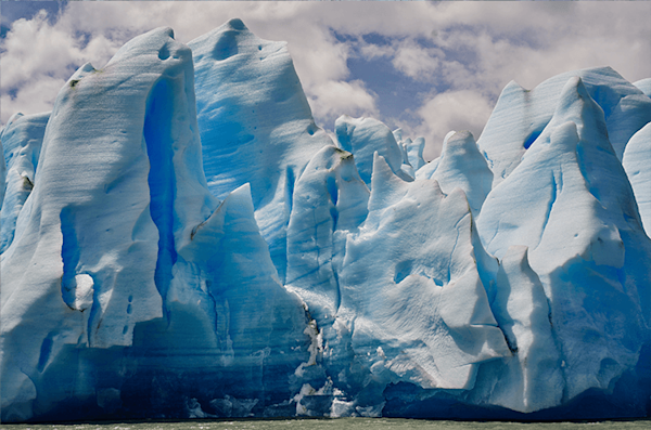 Snowy Ice | Koop kunstfotografie print online | A-Galleria