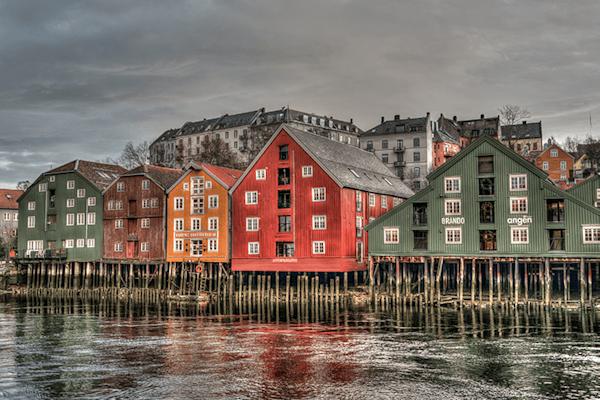 Trondheim | Koop kunstfotografie print online | A-Galleria