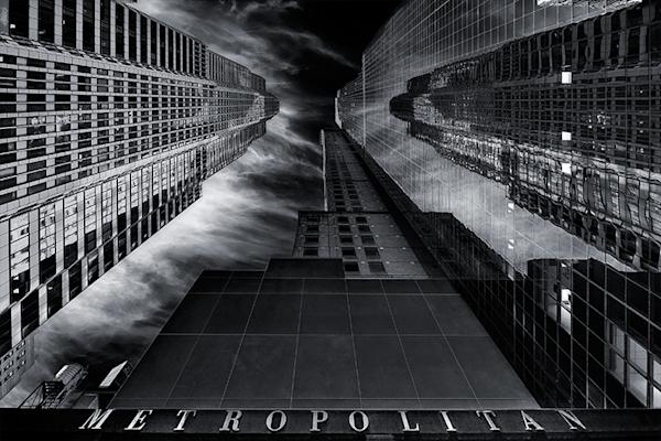 Metropolitan | Architectuur kunst print | A-Galleria