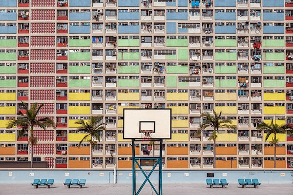 Rain Bow Hoops | Koop exclusieve kunstfoto print online | A-Galleria