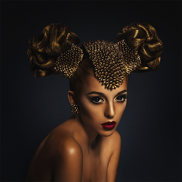 Coffee Queen II | Beperkte oplage kunst print - Serg Tisso | A-Galleria