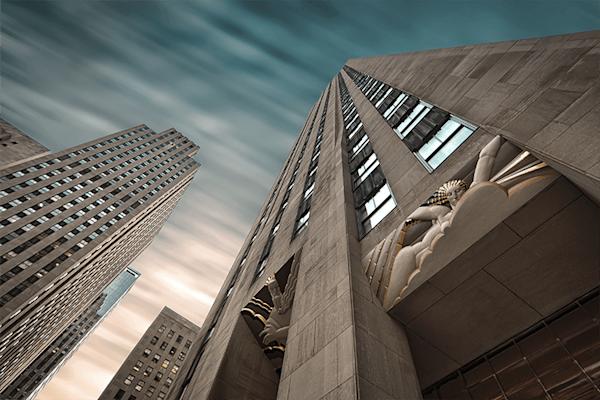 Rockefeller center | Beperkte oplage kunst print - Thibault Maillard | A-Galleria