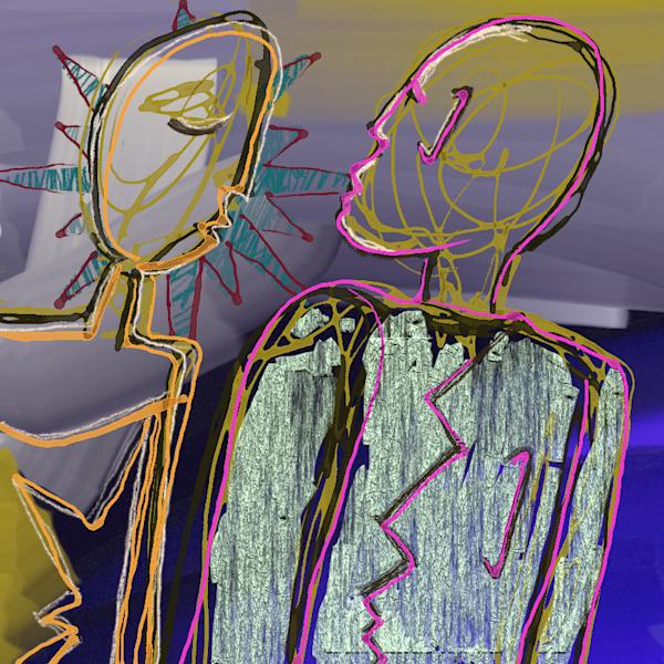 Conversations Art | laineek