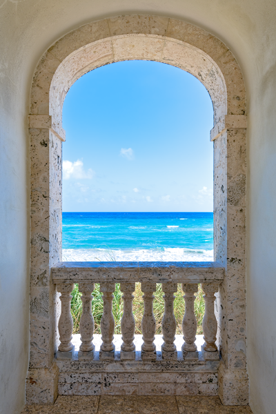 Arch and Ocean