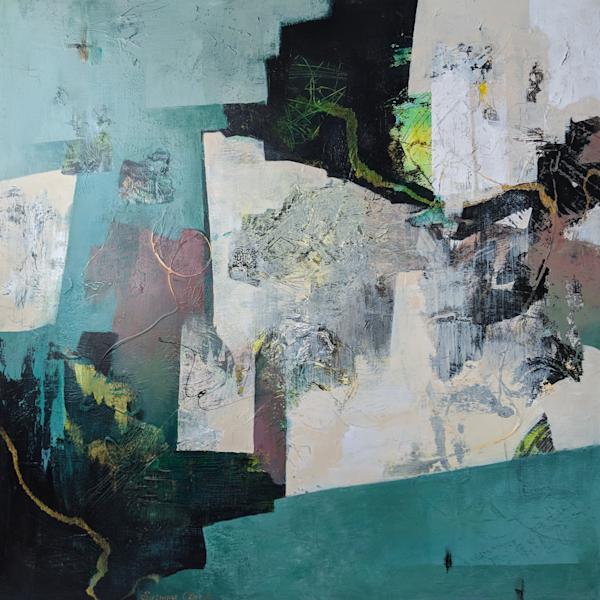 Glimpse Beyond  #18005 Art | Susanne Clark