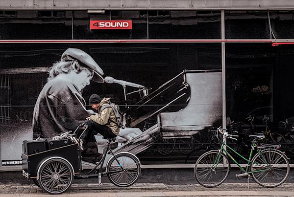 Le Piano et les bicyclettes
