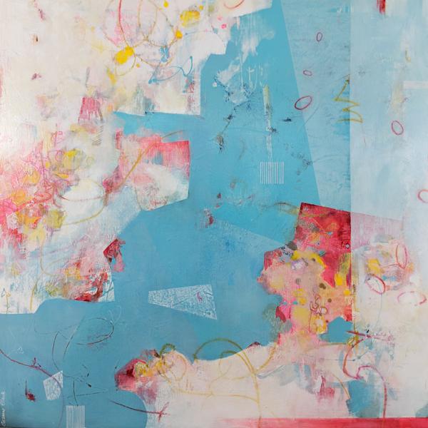 Exuberance Art | Susanne Clark