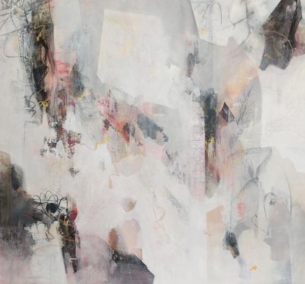 Unfolding   #19004 Not For Sale. Art | Susanne Clark