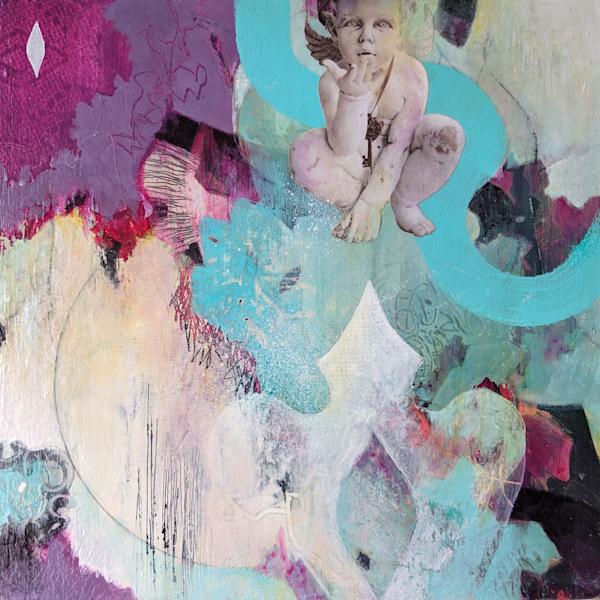 Wonderment   #16004  Sold Art | Susanne Clark