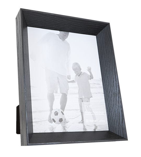 Roma Photo Frame | 8x10 Black Arber II