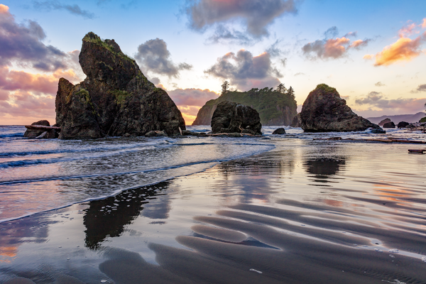 Ruby Beach  Photography Art | Images by Louis Cantillo