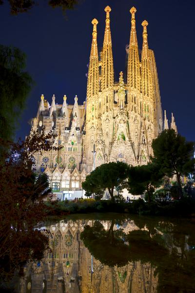 Basilica and Reflection
