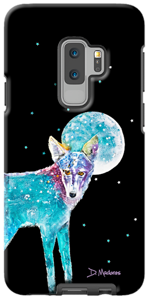 Fly Me to the Moon Phone Case | Southwest Art