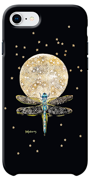 Fly Away Spirit Animal Phone Case | Madaras Gallery