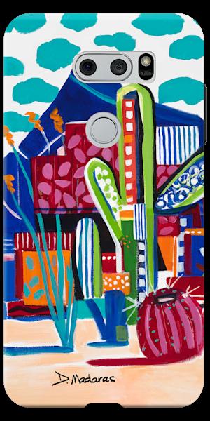 Saguaro Matisse Phone Case