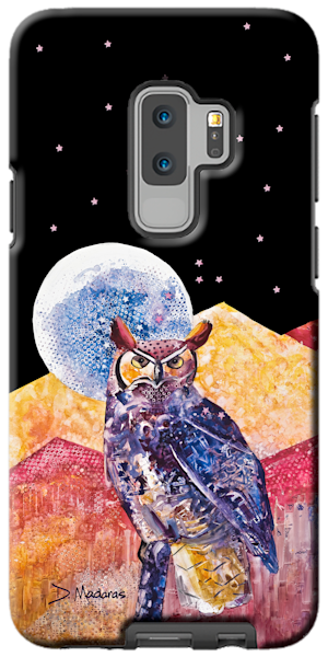 Night Owl Phone Case