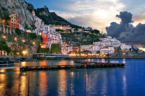 Duomo, Amalfi Coast, Palazzo Morelli , Valley of the Mills,  Limoncello di Amalfi, Regatta of the Ancient Maritime Republics