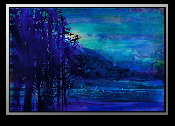 Moon Rise Art | MEUSE Gallery
