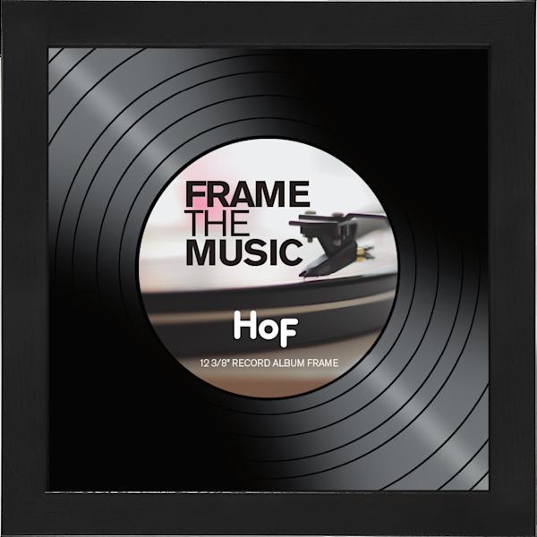 Coffee Record LP Frame