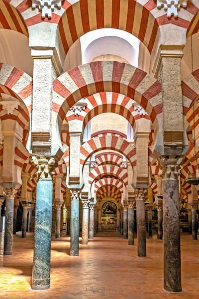 Cathedral of Córdoba,  Andalusia, Muslims ruled,  Iberia