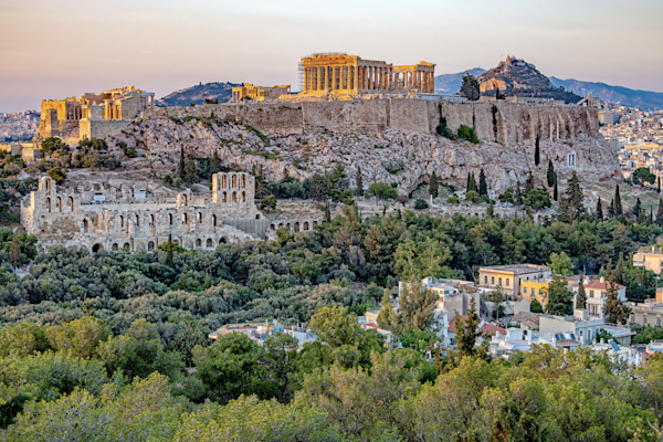 Athenian Acropolis, Parthenon, Greek Mythology, Greek Empire