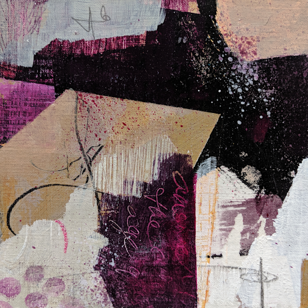 Taupe Exploration 1 Sold Art | Susanne Clark