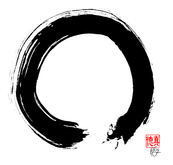 Zen Circle (Enso) Gallery