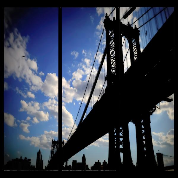 Art: Manhattan Bridge III