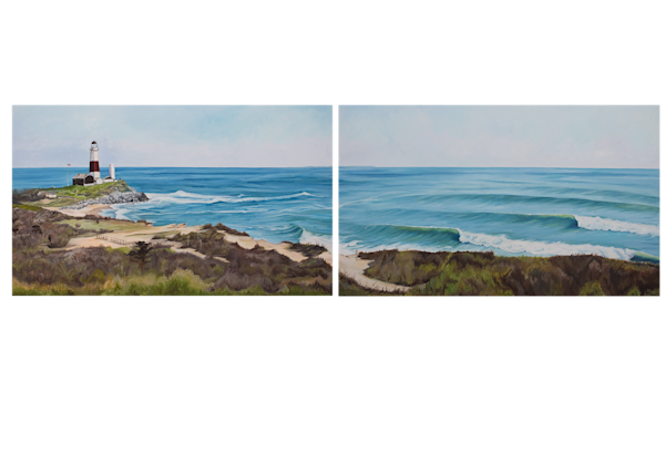 Sets At The Point - Print