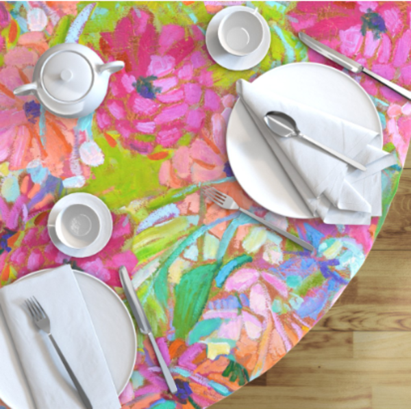 Tabletop Linens, Wall Coverings & Fabrics