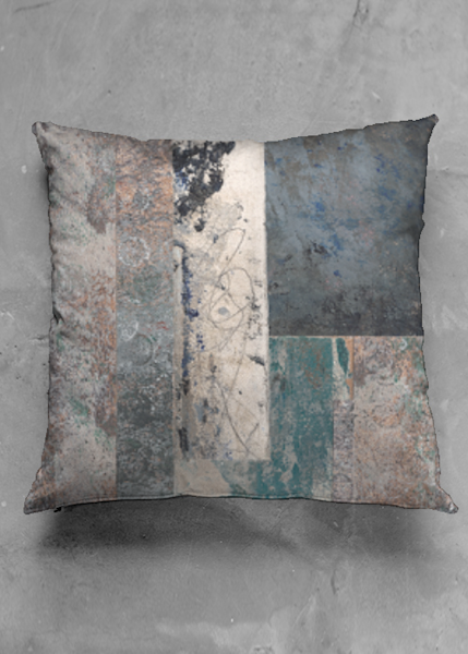Triptych 1 Pillow