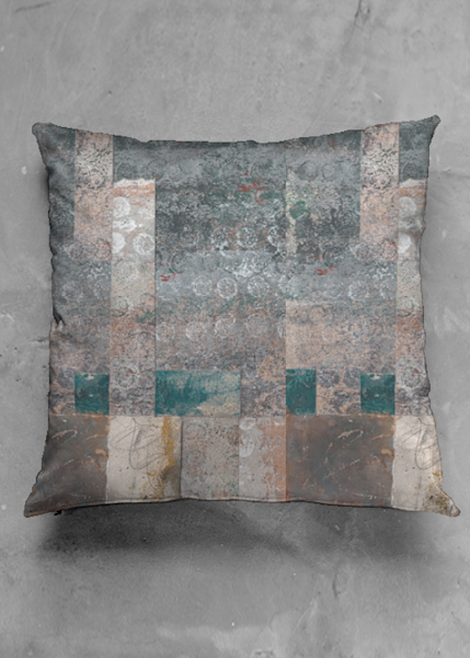 Triptych 2 Pillow