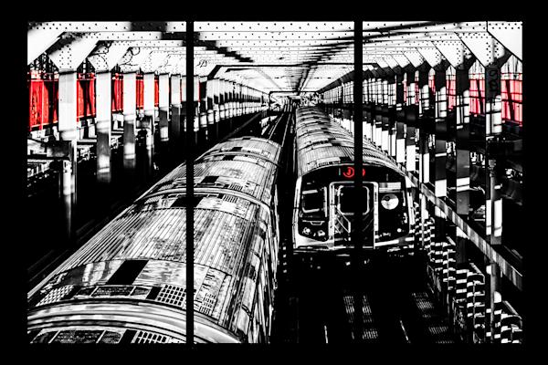 Art: J Train