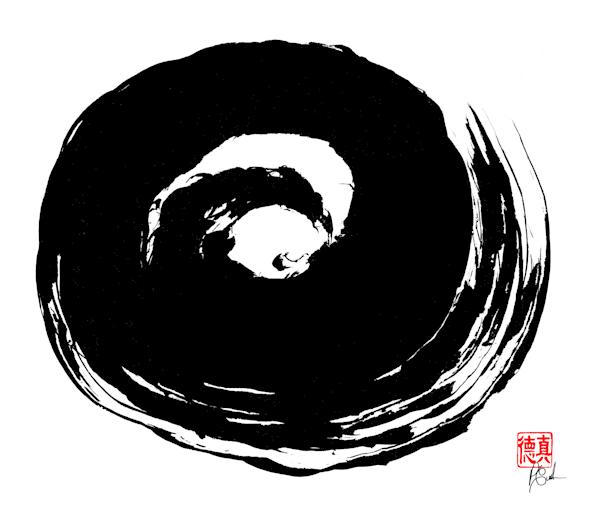 Zen Circle Wave