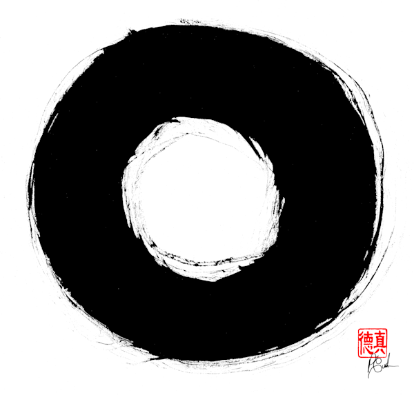 Zen Circle (Enso) 7