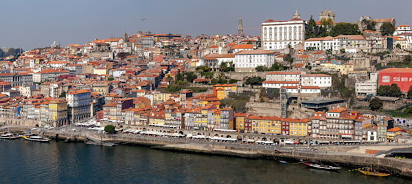 Port Wine,  Gothic, Romanesque, Baroque, and Neo-classical style monuments, Douro River