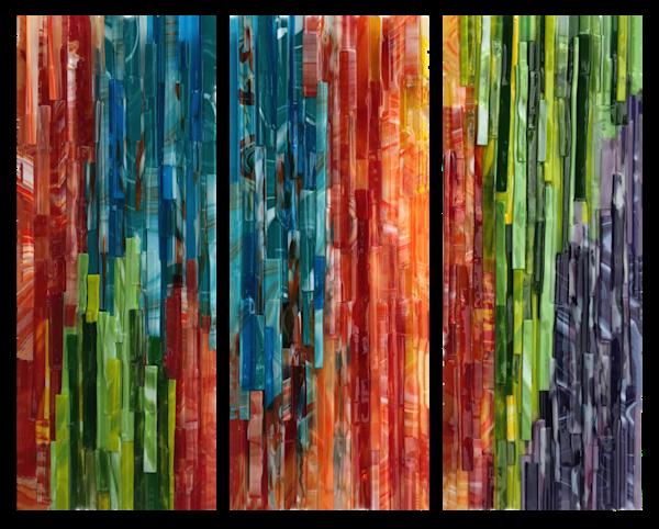 Spiritual Growth Set Art   Natalie Ventimiglia Studios
