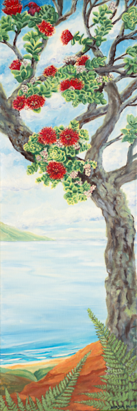 Mountain Ohia Lehua Tree Art for Sale