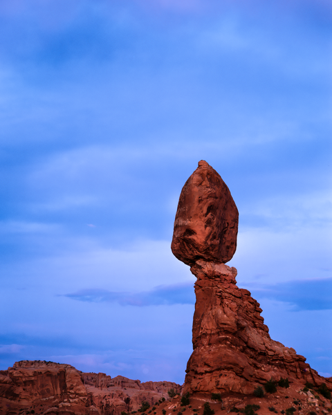 Fine Art Print | Balanced Rock
