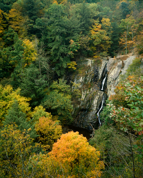 Fine Art Print | South River Falls Autumn