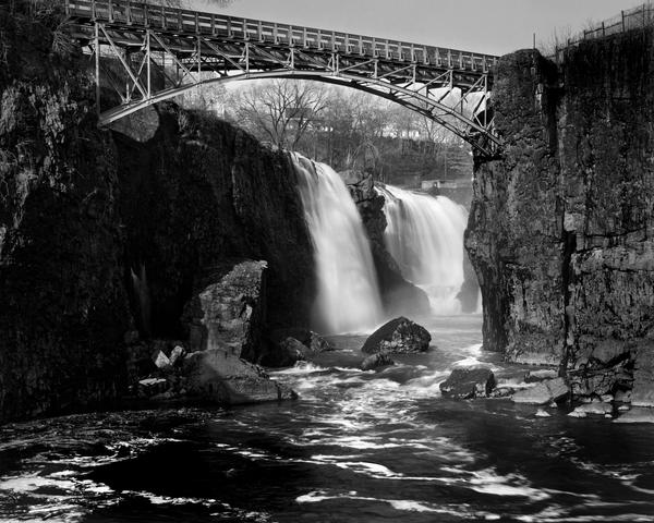 Fine Art Print  The Great Falls of Paterson
