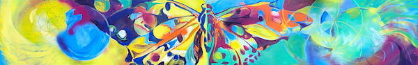 Painted Lady Art | Emily Tanaka - Have to Create