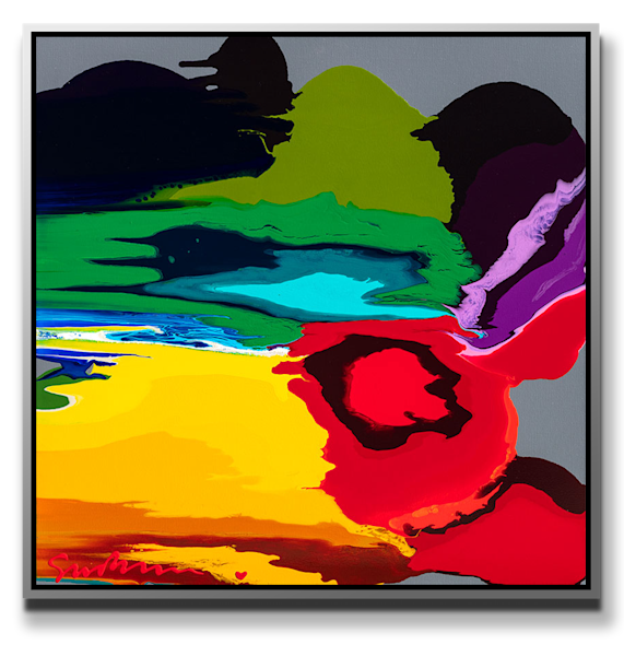 "Simon Bull Available Original Painting - ""California"""