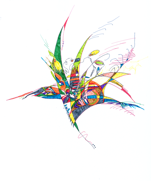 Hummingbird Art | Emily Tanaka - Have to Create