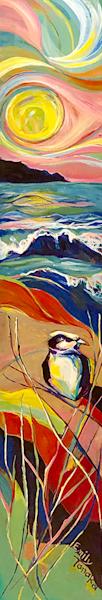 Ocean Bird At Torrance Beach Art | Emily Tanaka - Have to Create