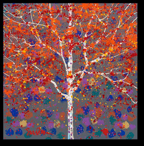 "Simon Bull Available Original Painting - ""Tchaikovsky"""