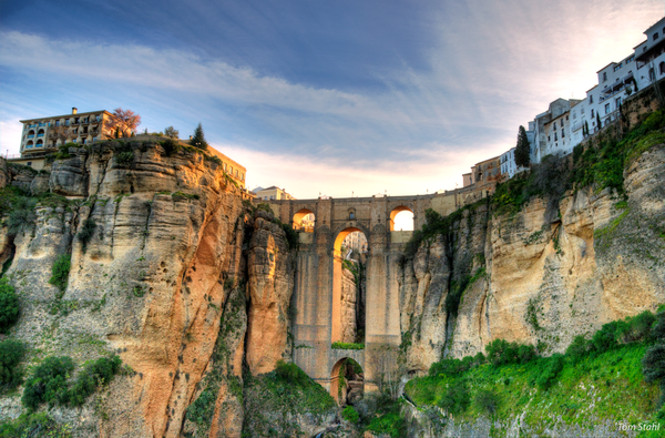 Ronda, Spain, 2015. Photography Art | Tom Stahl Photography